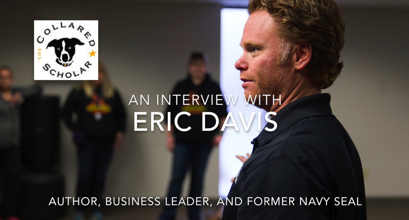 An Interview with Former Navy SEAL Eric Davis